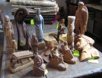 Folk Carvings