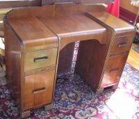 Art Deco Vanity-Desk